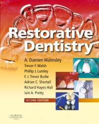 cover image - Restorative Dentistry - Elsevier eBook on VitalSource,2nd Edition