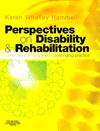 cover image - Perspectives on Disability and Rehabilitation - Elsevier eBook on VitalSource