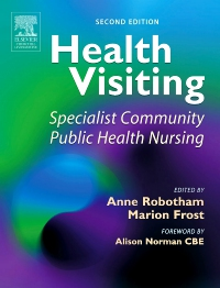 cover image - Health Visiting - Elsevier eBook on VitalSource,2nd Edition