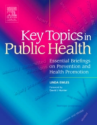 cover image - Key Topics in Public Health - Elsevier eBook on VitalSource