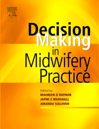 cover image - Decision-Making in Midwifery Practice - Elsevier eBook on VitalSource