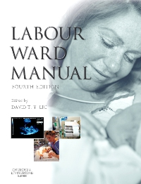 cover image - Labour Ward Manual - Elsevier eBook on VitalSource,4th Edition