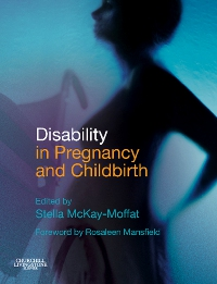 cover image - Disability in Pregnancy and Childbirth - Elsevier eBook on VitalSource