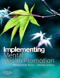 cover image - Implementing Mental Health Promotion - Elsevier eBook on Vitalsource