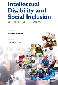 cover image - Intellectual Disability and Social Inclusion - Elsevier eBook on VitalSource