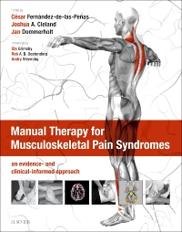 cover image - Manual Therapy for Musculoskeletal Pain Syndromes - Elsevier E-book on VitalSource