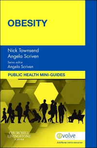 cover image - Public Health Mini-Guides: Obesity - Elsevier eBook on VitalSource