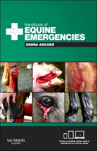 cover image - Handbook of Equine Emergencies - Elsevier eBook on VitalSource