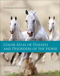cover image - Knottenbelt and Pascoe's Color Atlas of Diseases and Disorders of the Horse - Elsevier eBook on VitalSource,2nd Edition