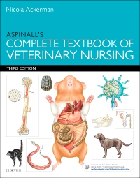 cover image - Aspinall's Complete Textbook of Veterinary Nursing - Elsevier eBook on VitalSource,3rd Edition