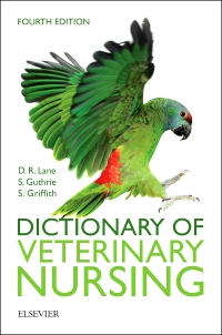 cover image - Dictionary of Veterinary Nursing,4th Edition