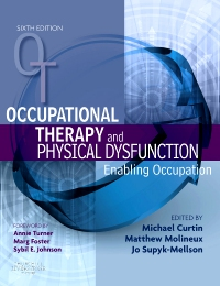 cover image - Occupational Therapy and Physical Dysfunction - Elsevier eBook on VitalSource,6th Edition