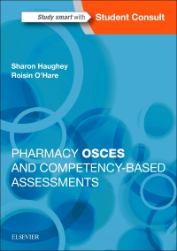 cover image - Pharmacy OSCEs and Competency-Based Assessments