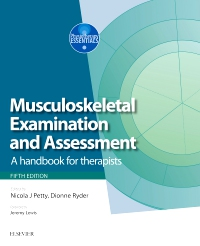 cover image - Musculoskeletal Examination and Assessment,5th Edition
