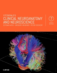 cover image - Fitzgerald's Clinical Neuroanatomy and Neuroscience Elsevier eBook on VitalSource,7th Edition