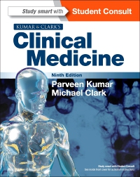cover image - Evolve Resources for Kumar & Clark's Clinical Medicine,9th Edition