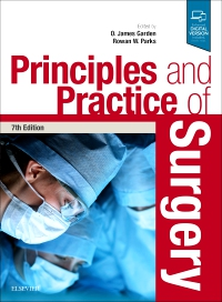 cover image - Principles and Practice of Surgery,7th Edition