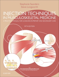 cover image - Injection Techniques in Musculoskeletal Medicine,5th Edition