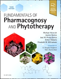cover image - Fundamentals of Pharmacognosy and Phytotherapy,3rd Edition