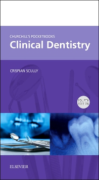 cover image - Churchill's Pocketbooks Clinical Dentistry - Elsevier eBook on VitalSource,4th Edition