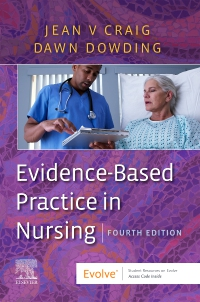 cover image - Evidence-Based Practice in Nursing,4th Edition