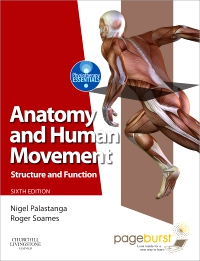 cover image - Anatomy and Human Movement - Elsevier eBook on VitalSource,6th Edition