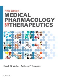 cover image - Evolve Resource for Medical Pharmacology & Therapeutics,5th Edition