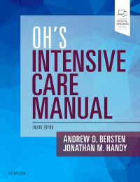 cover image - Oh's Intensive Care Manual,8th Edition