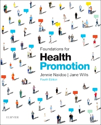 cover image - Foundations for Health Promotion Elsevier eBook on VitalSource,4th Edition