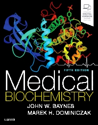 cover image - Medical Biochemistry,5th Edition