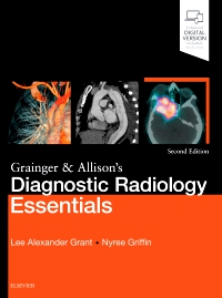 cover image - Grainger & Allison's Diagnostic Radiology Essentials,2nd Edition