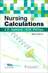 cover image - Evolve Resources for Nursing Calculations,9th Edition