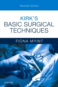 cover image - Kirk's Basic Surgical Techniques,7th Edition