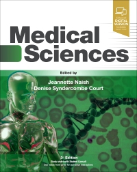 cover image - Medical Sciences,3rd Edition