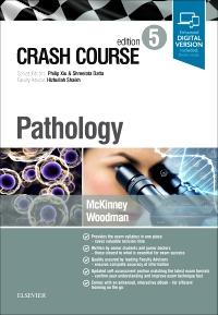 cover image - Crash Course Pathology,5th Edition