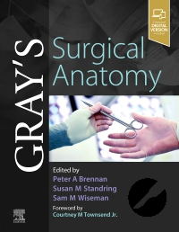 cover image - Gray's Surgical Anatomy
