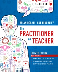 cover image - The Practitioner as Teacher -  Updated Edition,4th Edition