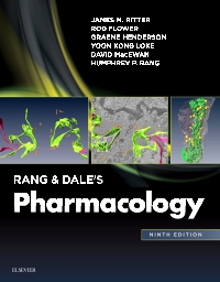 cover image - Evolve Resources for Rang & Dale's Pharmacology,9th Edition