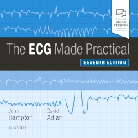 cover image - The ECG Made Practical,7th Edition