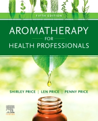 cover image - Aromatherapy for Health Professionals,5th Edition