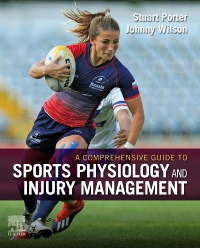 cover image - A Comprehensive Guide to Sports Physiology and Injury Management - Elsevier eBook on VitalSource