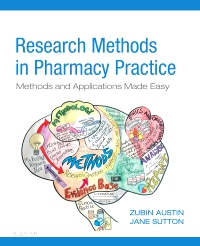 cover image - Evolve Resources for Research Methods in Pharmacy Practice