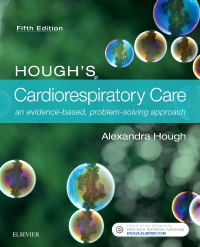 cover image - Evolve Resources for Hough's Cardiorespiratory Care,5th Edition