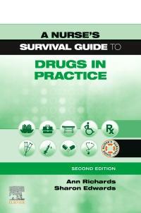 cover image - A Nurse's Survival Guide to Drugs in Practice Elsevier eBook on VitalSource,2nd Edition