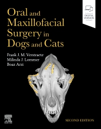 cover image - Oral and Maxillofacial Surgery in Dogs and Cats,2nd Edition