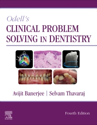cover image - Odell's Clinical Problem Solving in Dentistry,4th Edition