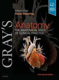 cover image - Gray's Anatomy Elsevier eBook on VitalSource,42nd Edition