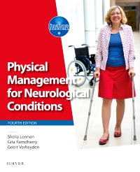 cover image - Physical Management for Neurological Conditions Elsevier eBook on VitalSource,4th Edition