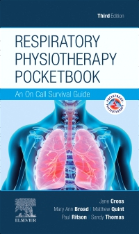 cover image - Respiratory Physiotherapy Elsevier eBook on VitalSource,3rd Edition