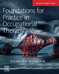 cover image - Foundations for Practice in Occupational Therapy Elsevier eBook on VitalSource,6th Edition